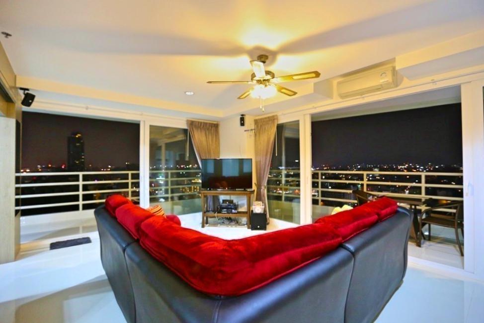 Spacious 107 Sqm   2 Bedroom   Corner Condo