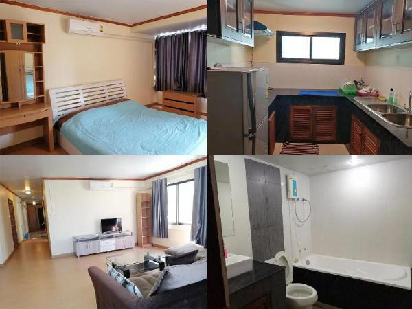 Hill Park Condominium 2 (Room 8A)  Chiang Mai