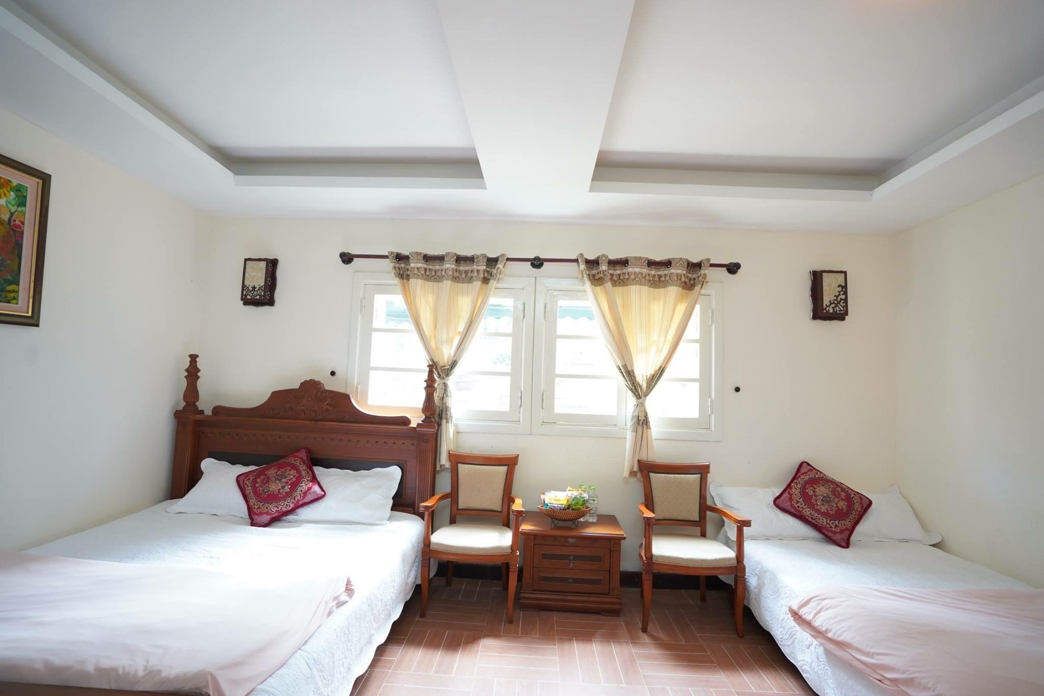 Biet Thu Phap Emilie Room 104