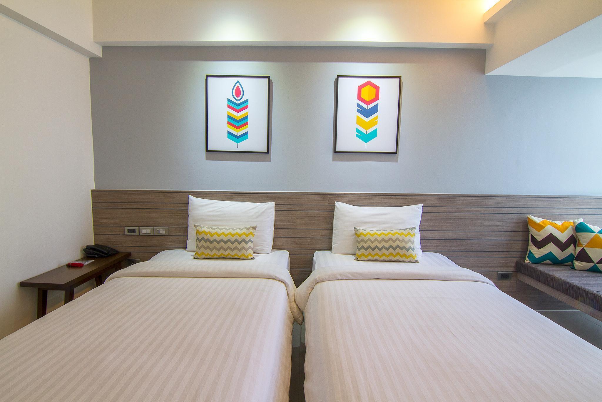 Modern 26 sqm Bossotel ChiangMai FREE BIKES RENTAL อพาร์ตเมนต์ 1 ห้องนอน 1 ห้องน้ำส่วนตัว ขนาด 26 ตร.ม. – เจริญเมือง