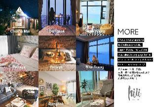 [スクンビット]アパートメント(29m2)| 1ベッドルーム/1バスルーム 【hiii】GorgeousSunsetView At45F/FreePool&Gym-BKK137