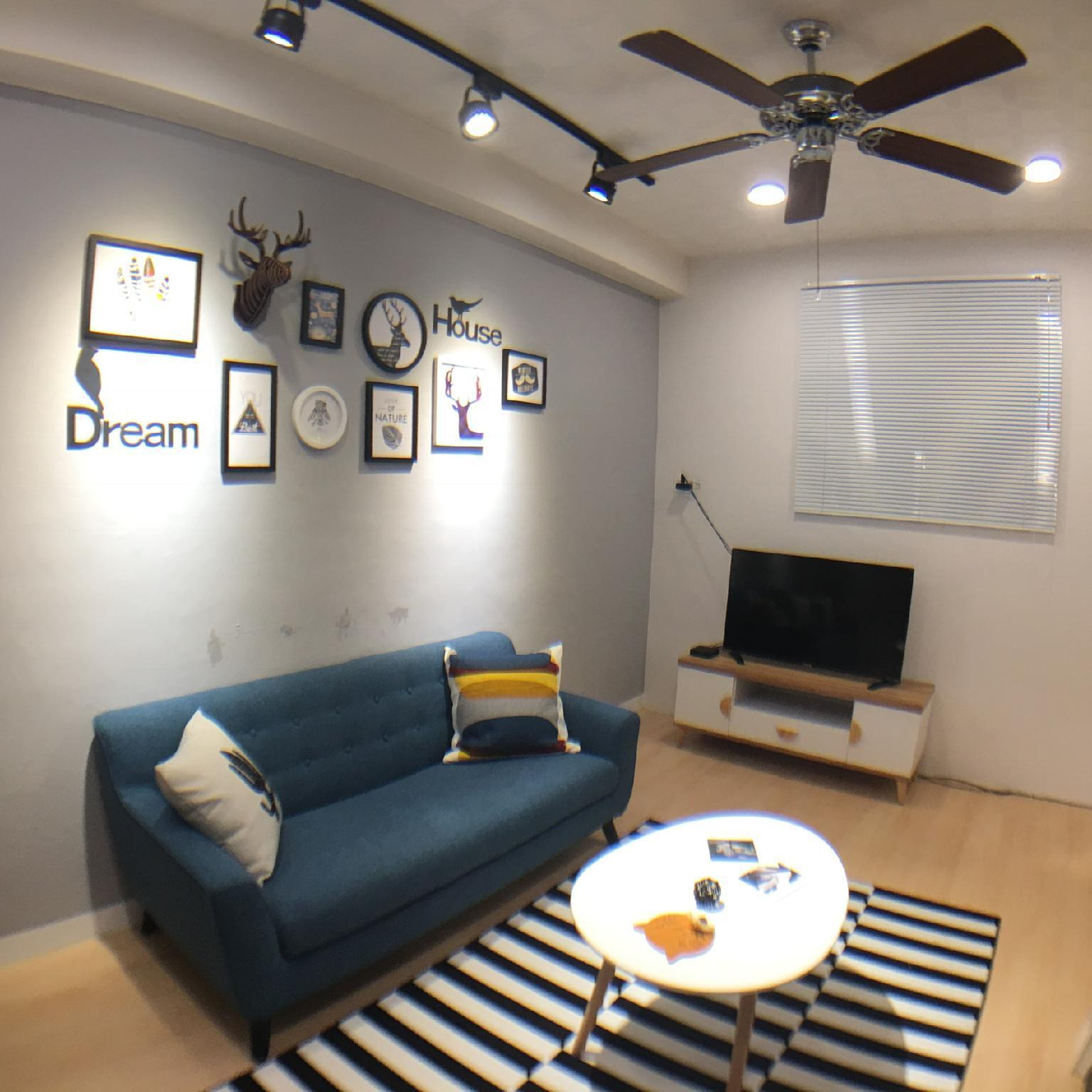 Stylish Share Flat@ Gongguan MRT  Monthly Rent