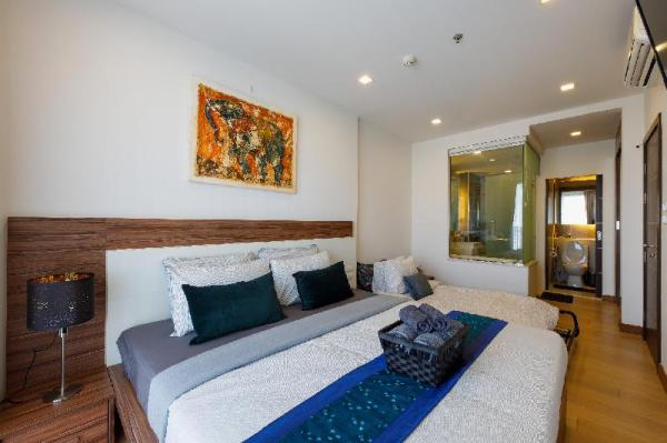 Astra Super Deluxe Suite, 3 beds, CNX Night Barzar Chiang Mai