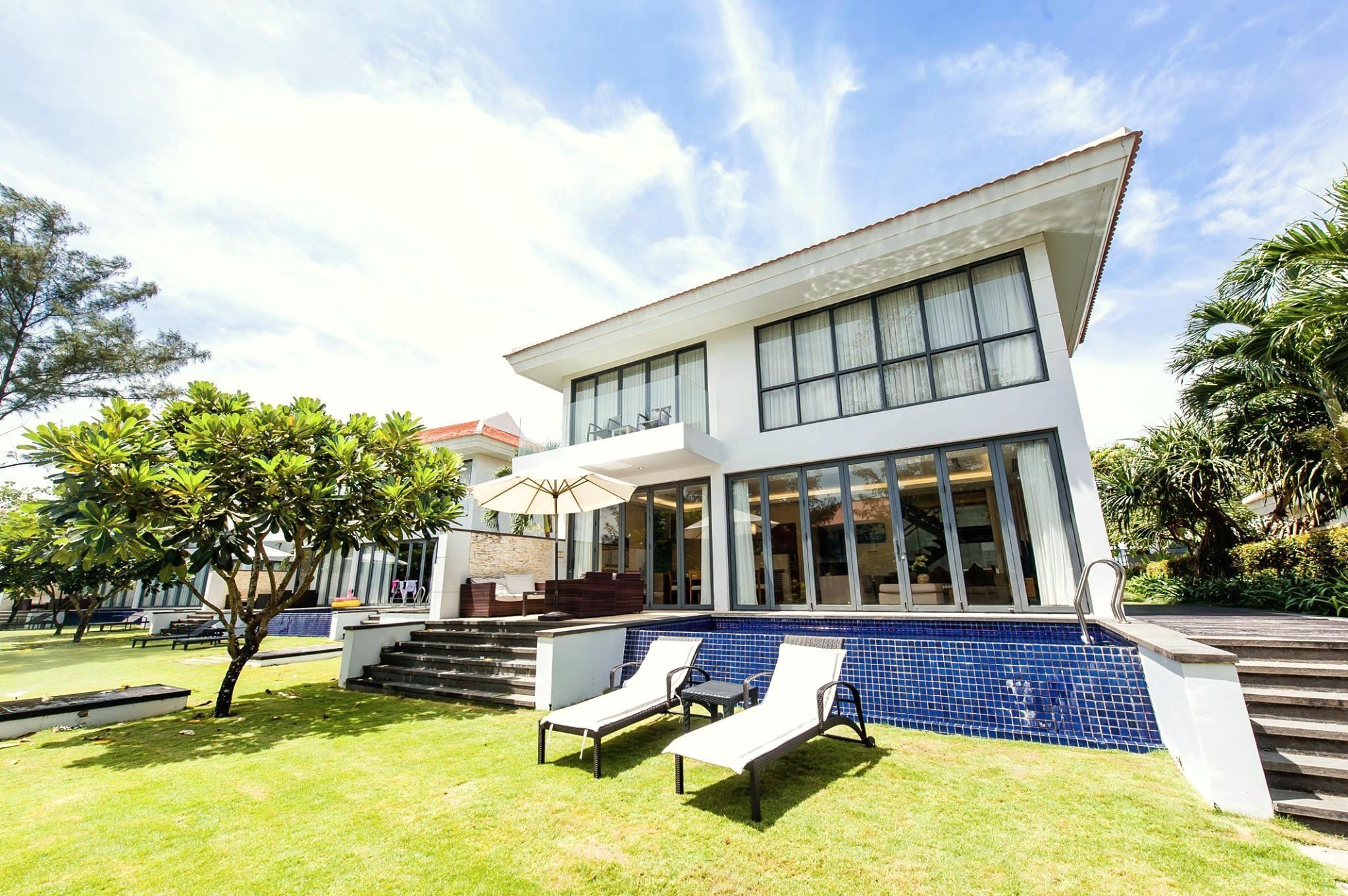 SUPER 2BDR Beach Villa