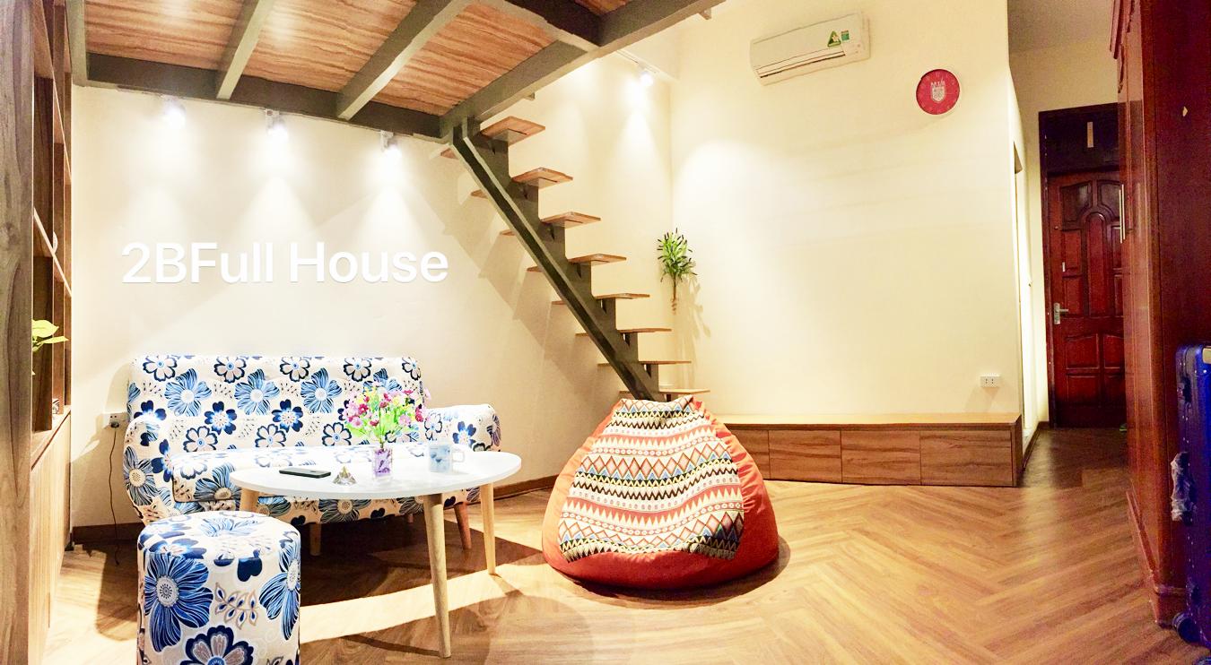 Bluedoor 2BFullHouse   Lovely Room Beside WestLake