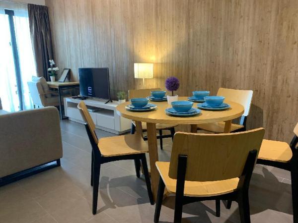Lynhomes 3 Bedroom Luxury Duplex Apartment Kuala Lumpur