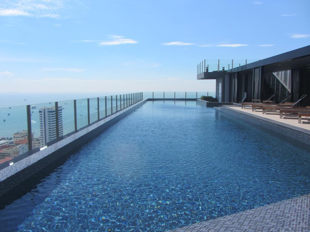 The Base Condo @Luxury apartment at Pattaya อพาร์ตเมนต์ 1 ห้องนอน 1 ห้องน้ำส่วนตัว ขนาด 30 ตร.ม. – พัทยากลาง