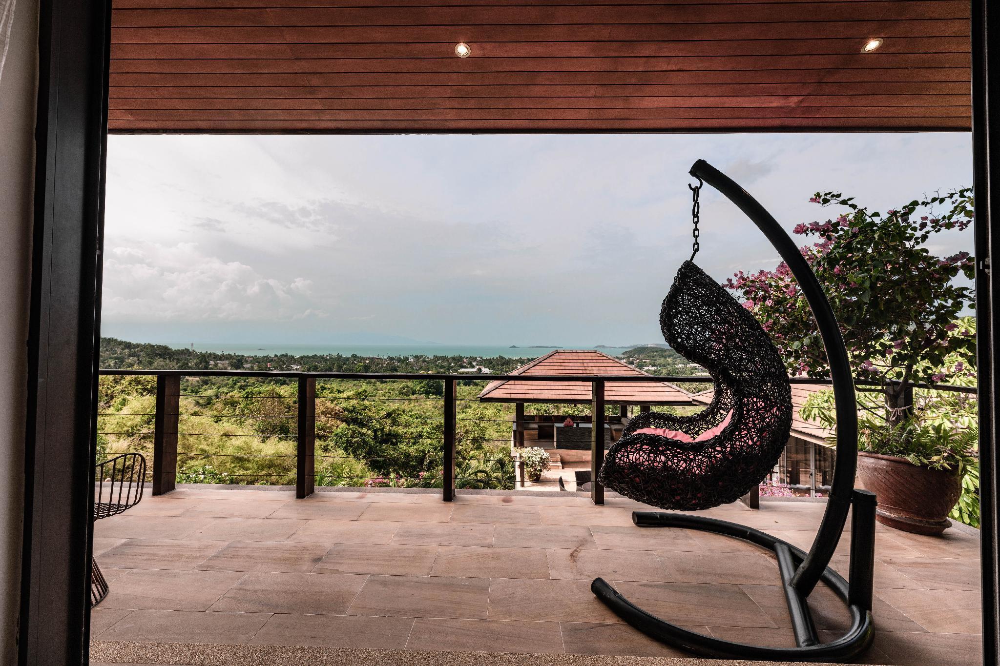 Baan Ling Noi 4 Bedroom Sea View Villa