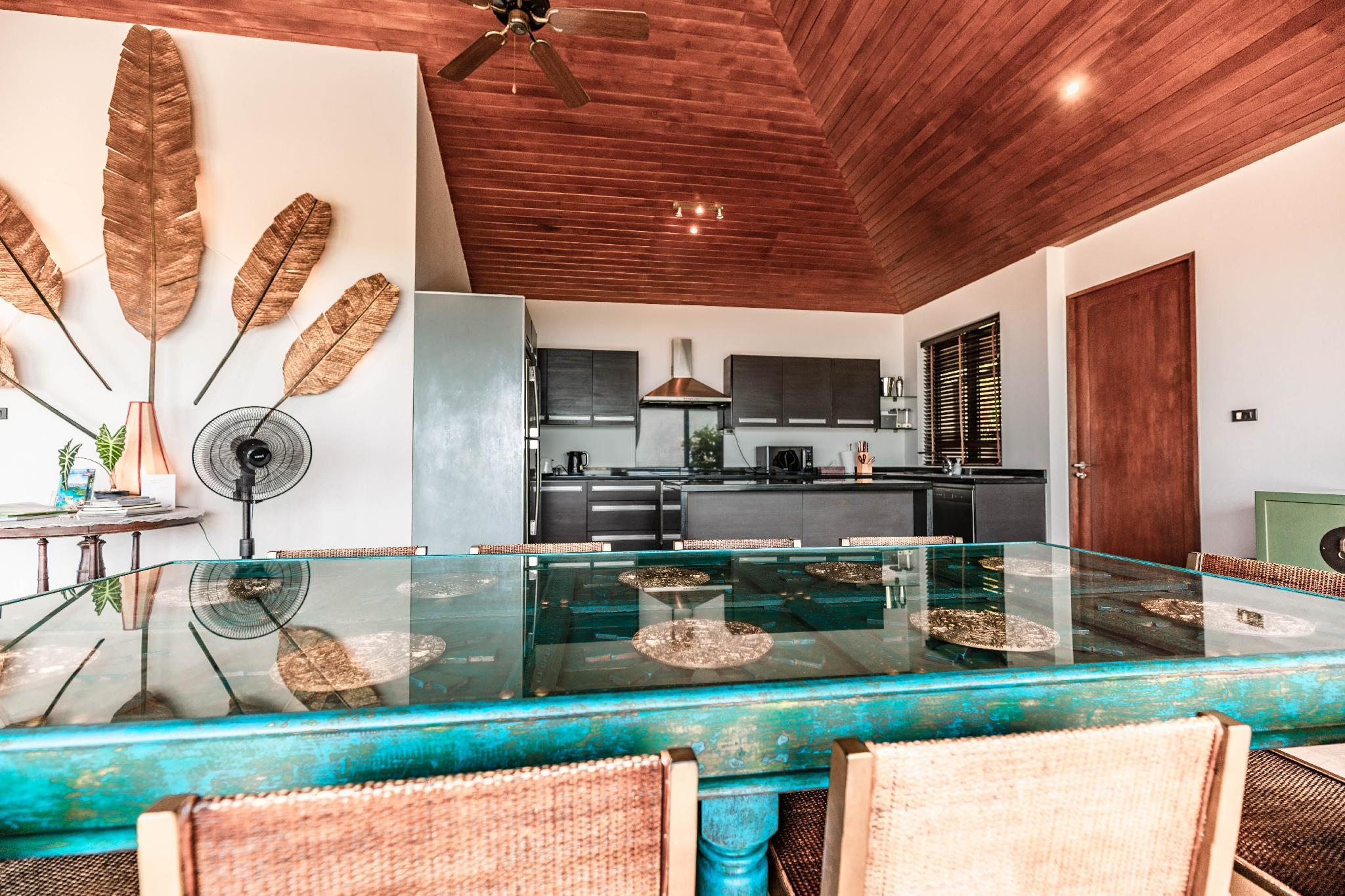 Baan Ling Noi 4 bedroom sea view villa วิลลา 4 ห้องนอน 4 ห้องน้ำส่วนตัว ขนาด 600 ตร.ม. – หาดบ่อผุด
