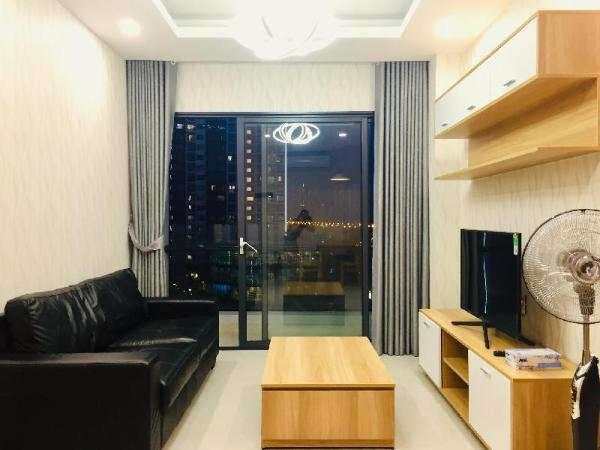 Luxury 3-bedrooms apartment near the city center Ho Chi Minh City