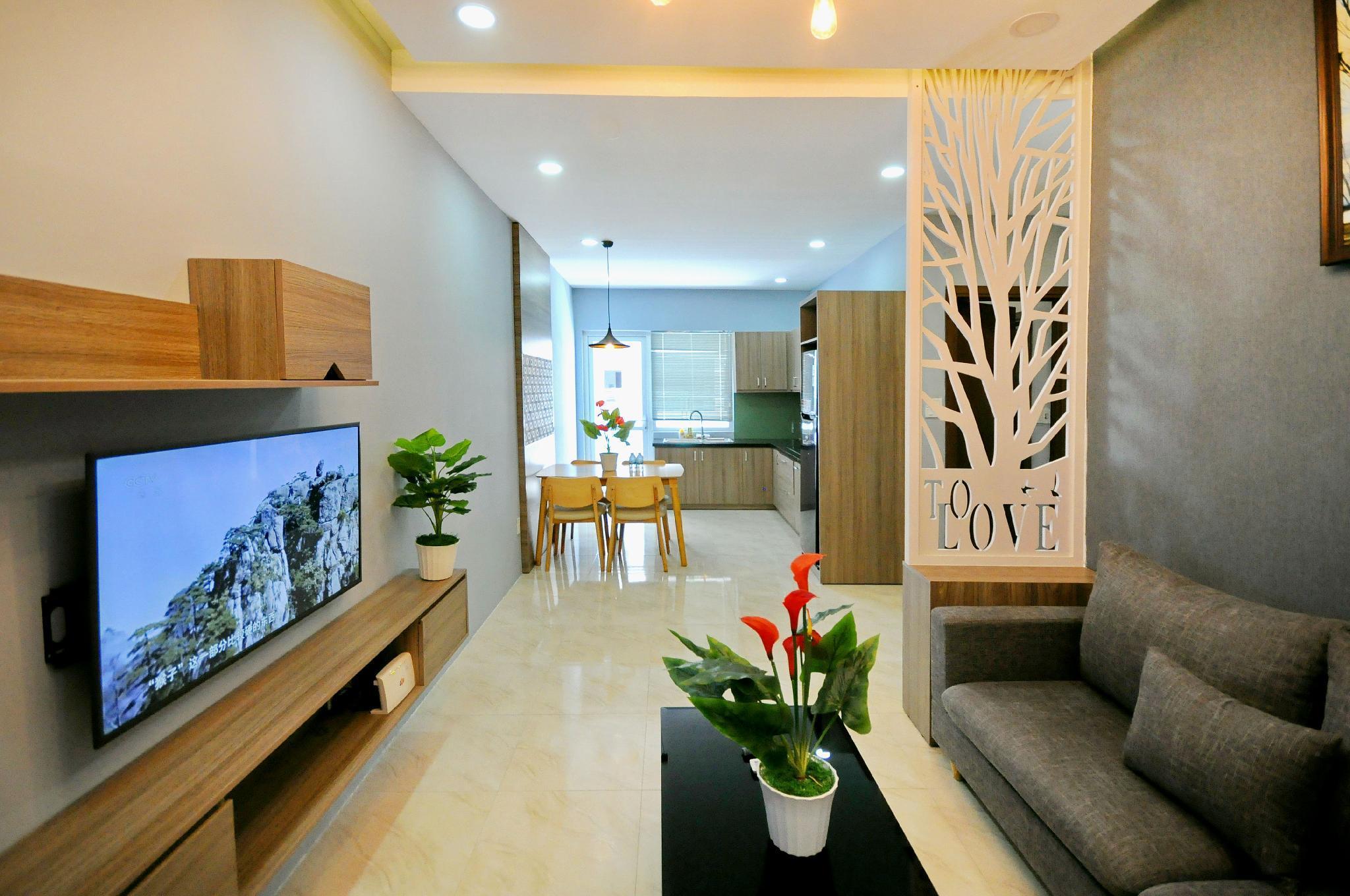 16. HONEY MOON TWO BEDROOM +BALCONY By Handybeach