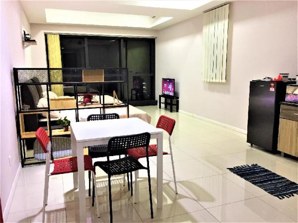 Leisure Home Apartment @  Icon City, PJ Kuala Lumpur