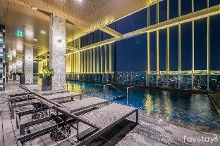 Modern Cloud Pool view[1BR] Park24 BTS Phrom Phong อพาร์ตเมนต์ 1 ห้องนอน 1 ห้องน้ำส่วนตัว ขนาด 30 ตร.ม. – สุขุมวิท