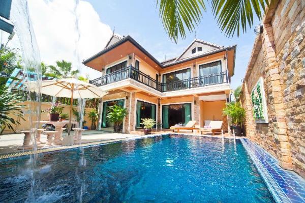 BangTao Tara 2 | 3 Bed Pool Home close to Beach Phuket