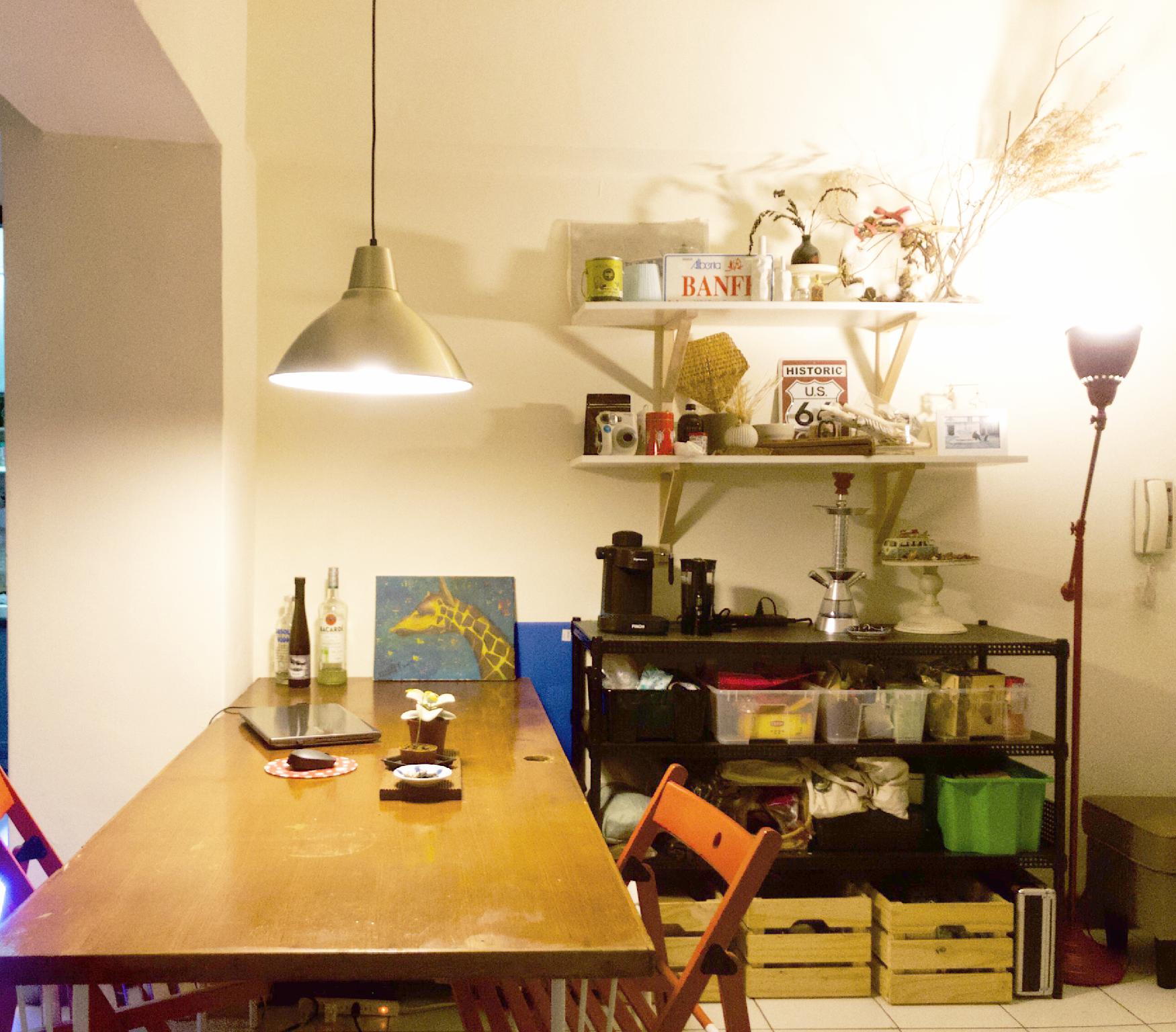 木白 wooden cloud_體驗民生社區小日常 獨特家庭式公寓