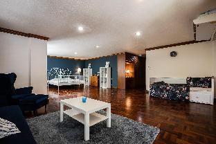 [チャトチャック]アパートメント(270m2)| 4ベッドルーム/4バスルーム 4BRs, Entire Fl,City Centre,2 Mins to BTS Sanampao