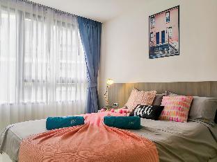 [パタヤ中心地]アパートメント(35m2)| 1ベッドルーム/1バスルーム [hiii]FleurLettre|RooftopPoo&Gym-UTP047