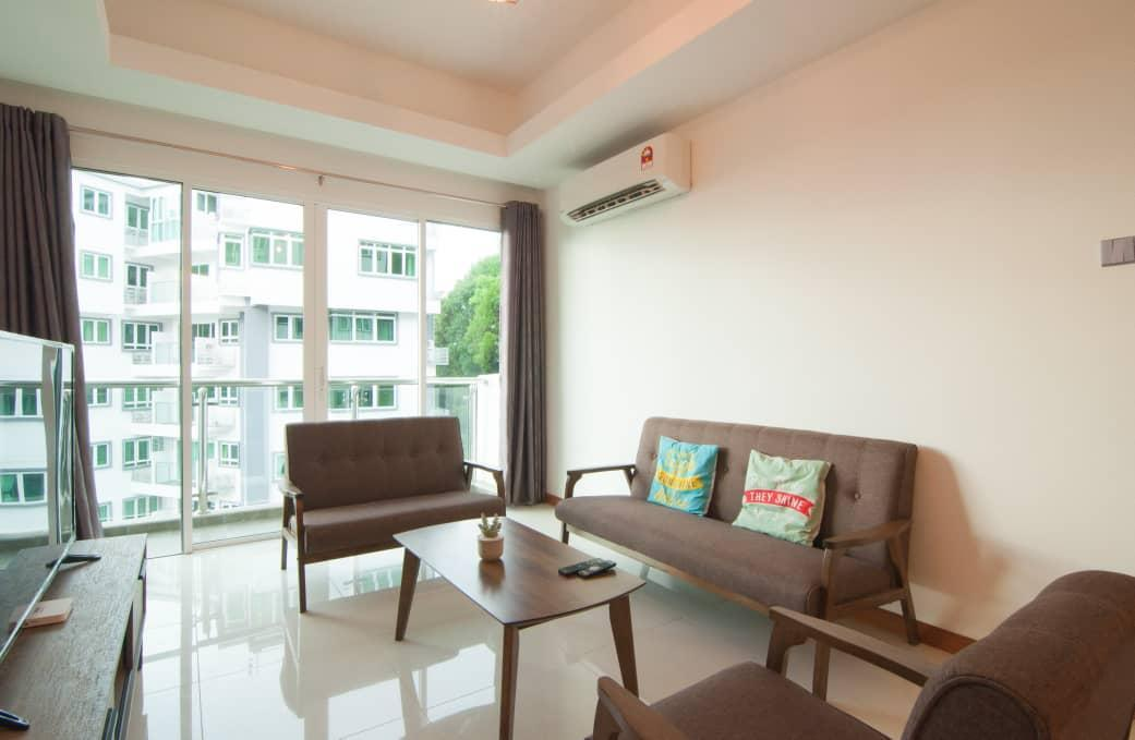 Lucky Mansion 3R3B Near Airport And City Centre