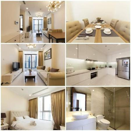Candy Luxury home sevices Apartment ( 2 bed rooms) Ho Chi Minh City