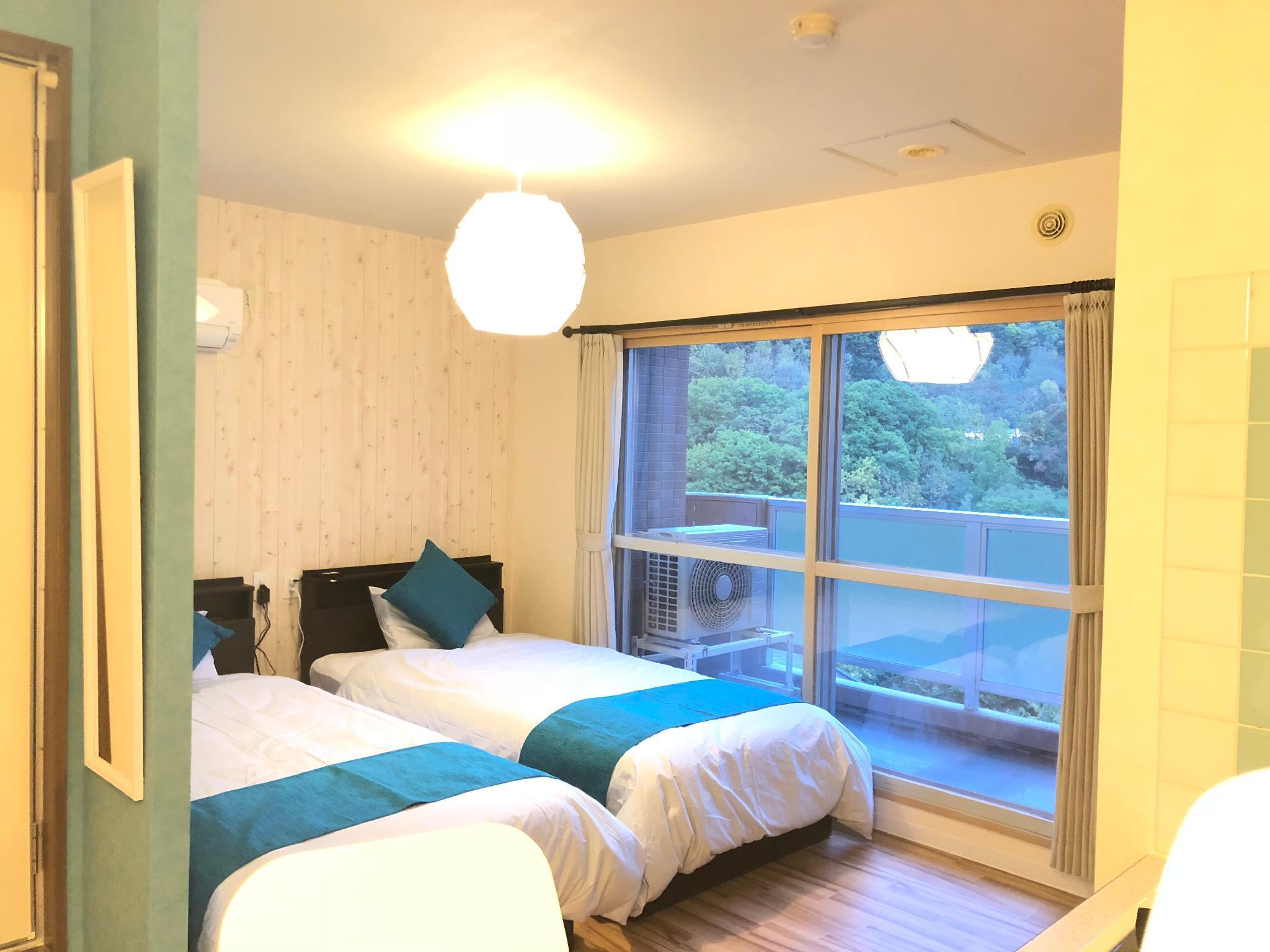 Jozankei Hot Spring 603 KM 1 Room Apartment