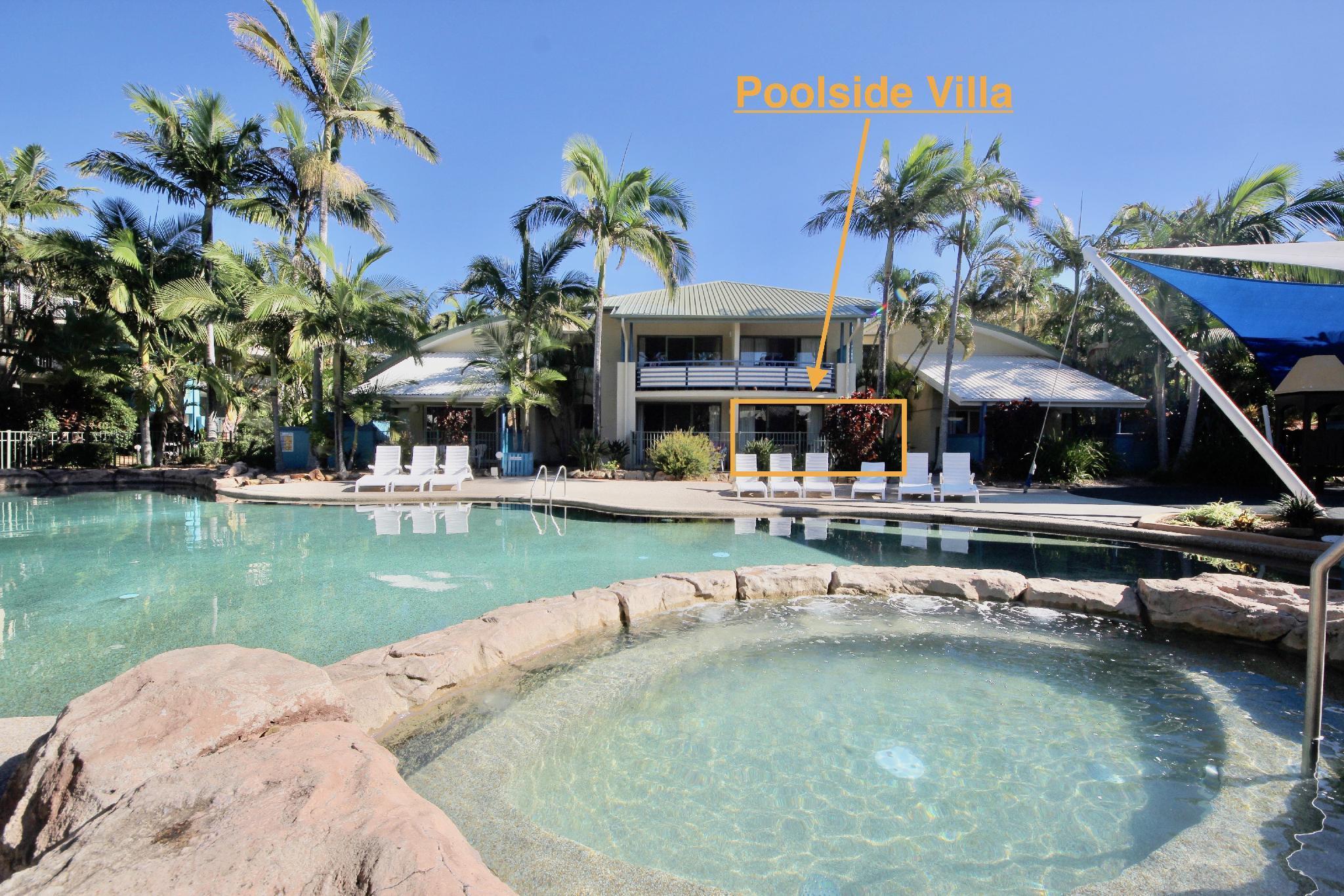 Diamond Beach Resort Poolside Villa 83