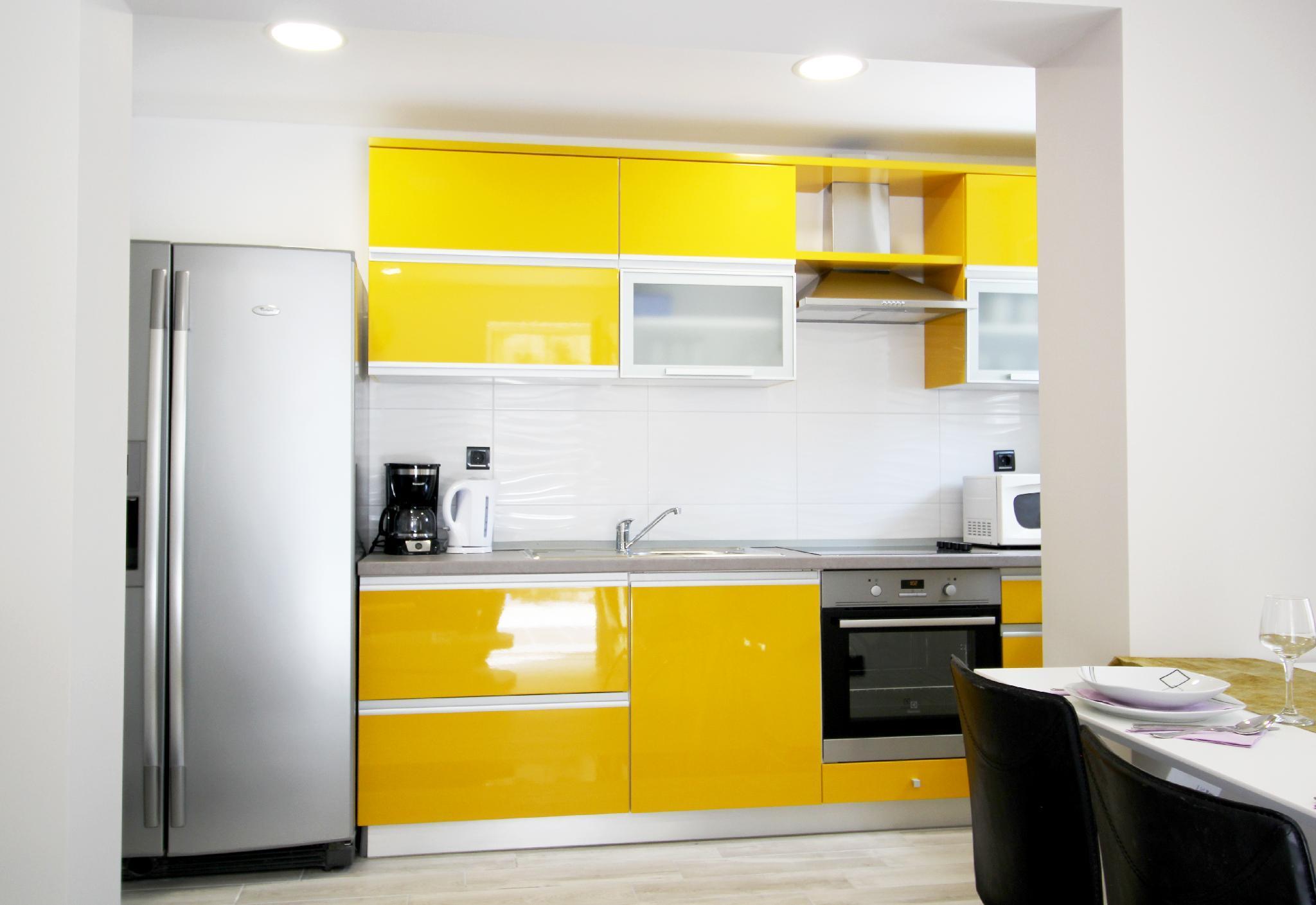 Yellow Apartment Trogir