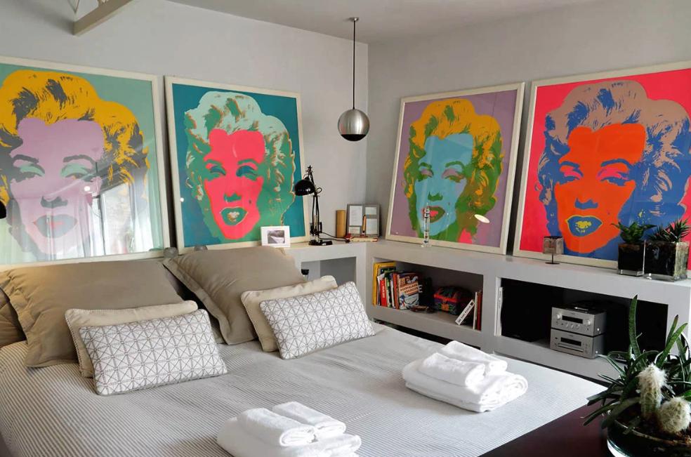 Scala Luxury Terrace Studio