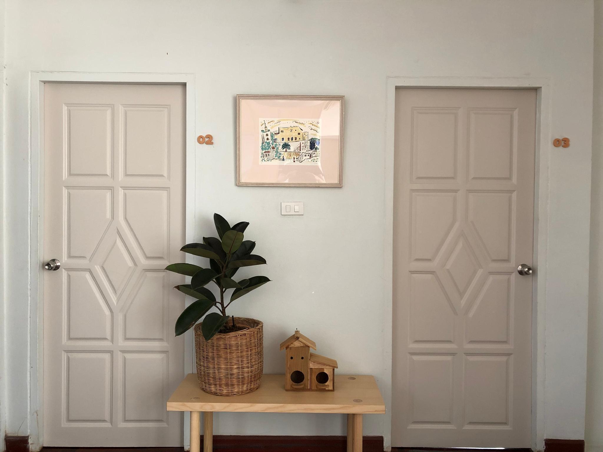 ALSO House - Nimman room3 (Shared bathroom type) สตูดิโอ อพาร์ตเมนต์ 0 ห้องน้ำส่วนตัว ขนาด 16 ตร.ม. – นิมมานเหมินทร์