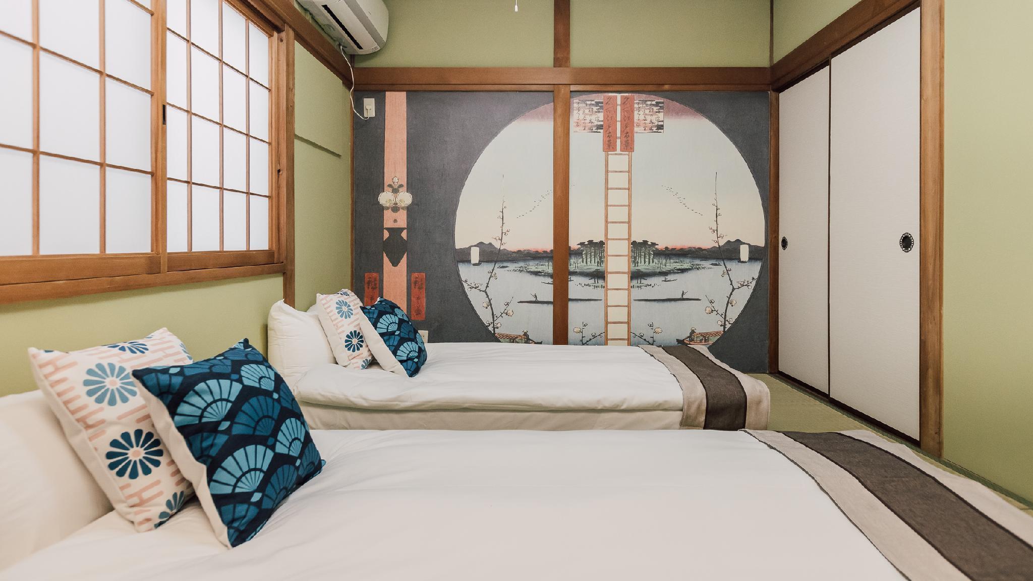 Noda Hanshin AFP Secret Villa
