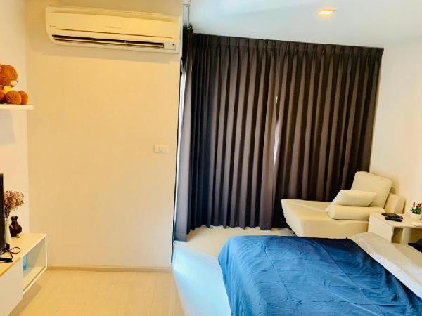 Jacky Studio/Sathorn, Silom Close to MRT Lumpini Bangkok
