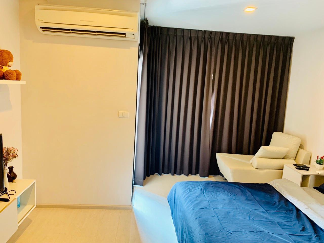 Jacky Studio/Sathorn, Silom Close to MRT Lumpini สตูดิโอ อพาร์ตเมนต์ 1 ห้องน้ำส่วนตัว ขนาด 25 ตร.ม. – สาทร