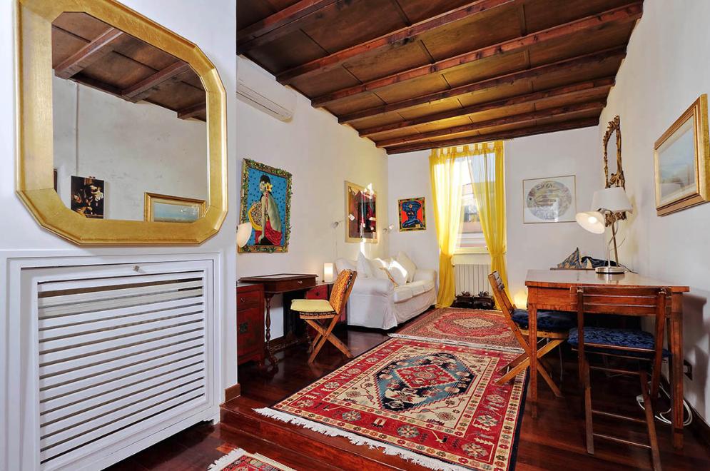 Trastevere Lovely Studio Apartment