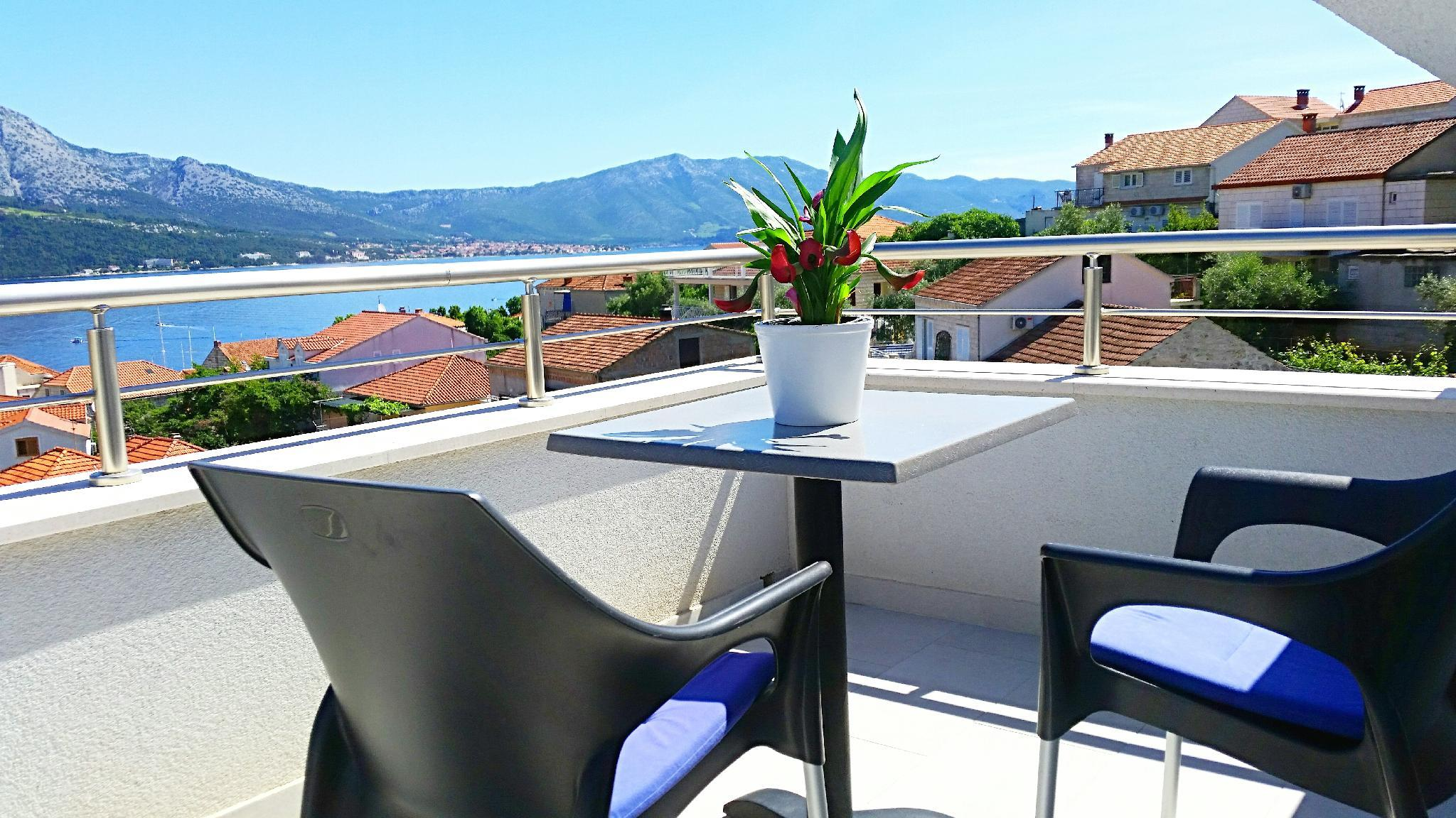 Adriatic Pearl Korcula  Spectacular View A