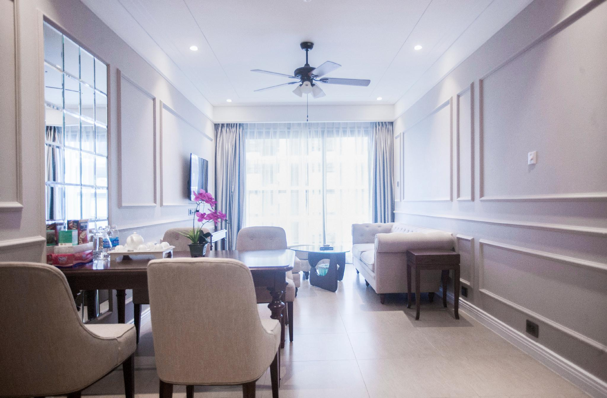 LUXURIOUS 2BR APT WITH SEA VIEW * FREE PICK UP