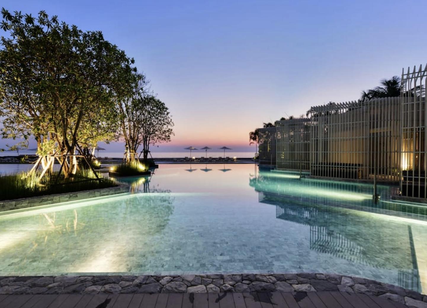 Fresh Sea Views 2 BR at 5 Star Veranda Residence อพาร์ตเมนต์ 2 ห้องนอน 2 ห้องน้ำส่วนตัว ขนาด 56 ตร.ม. – นาจอมเทียน
