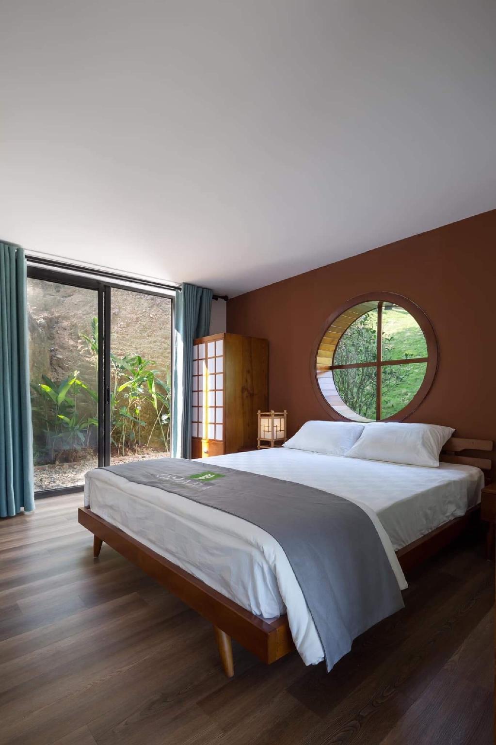 Ohara Villa 2BR Bio Design Pool Hoa Binh
