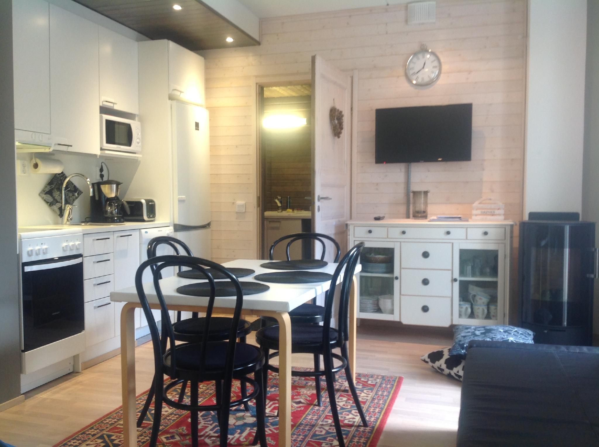 Lumi City Apartment Levi
