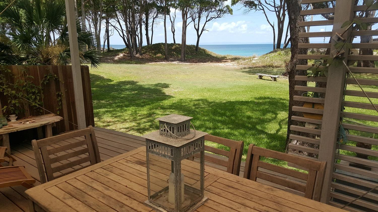 The Jetty   Beach Front Getaway
