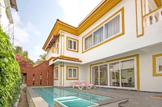 2-BR villa with private pool/73602