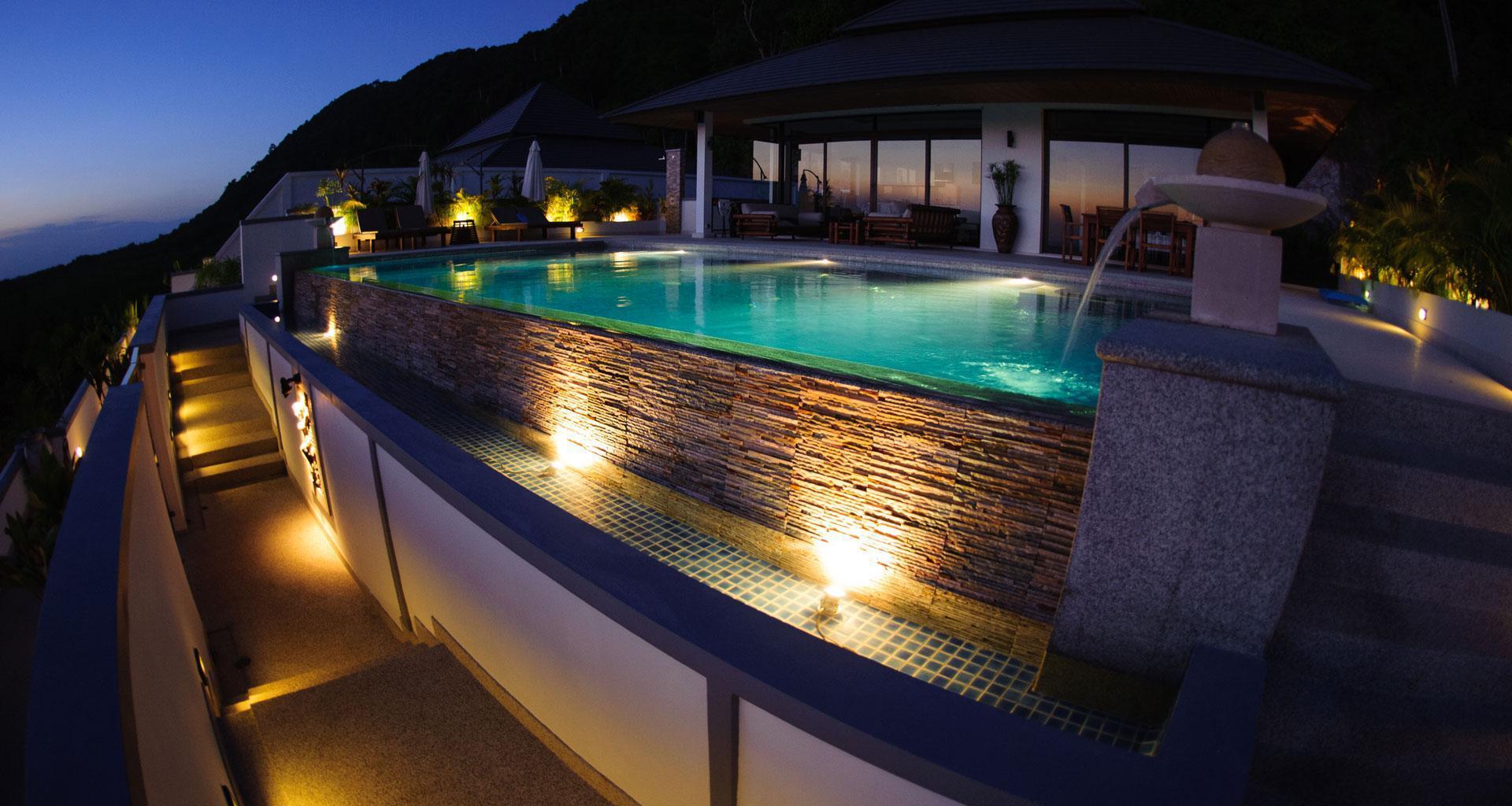 Kulraya Villas - Luxury Serviced Pool Villas (A) วิลลา 2 ห้องนอน 2 ห้องน้ำส่วนตัว ขนาด 400 ตร.ม. – หาดพระแอะ