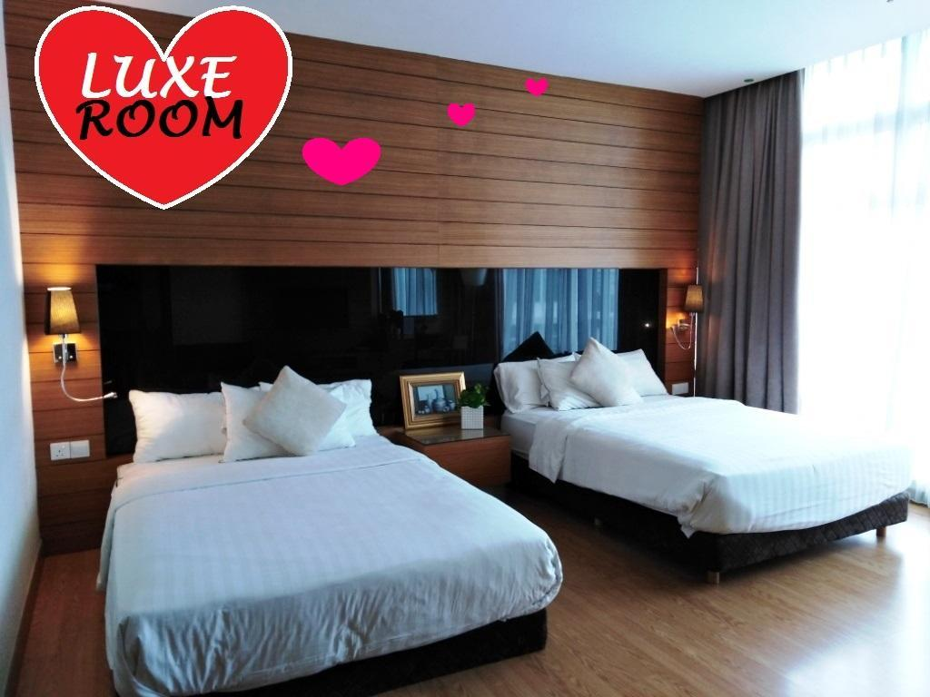 2 4pax Luxe Suite KL Sentral Area   Chinatown