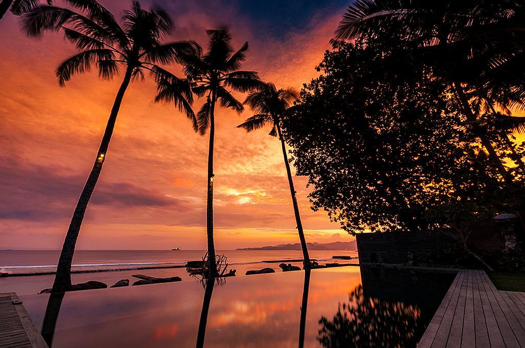 Exclusive Villa Manis Beachfront In Eastern Bali