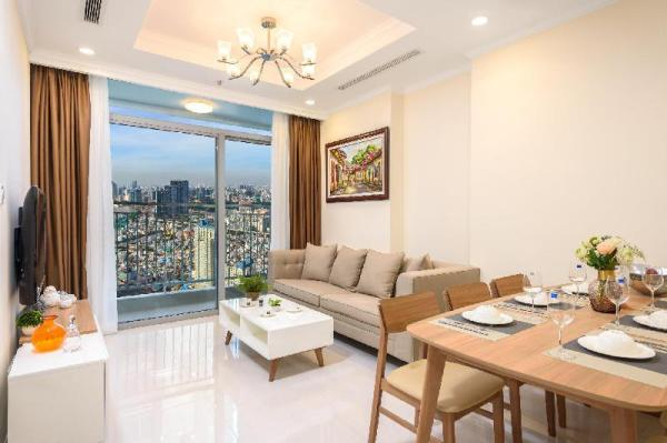 Tommy Homes Vinhomes Central Park 2Br-Free Gym Ho Chi Minh City