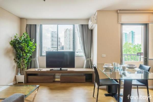 Cozy Intuitive design close to Sathorn Bangkok