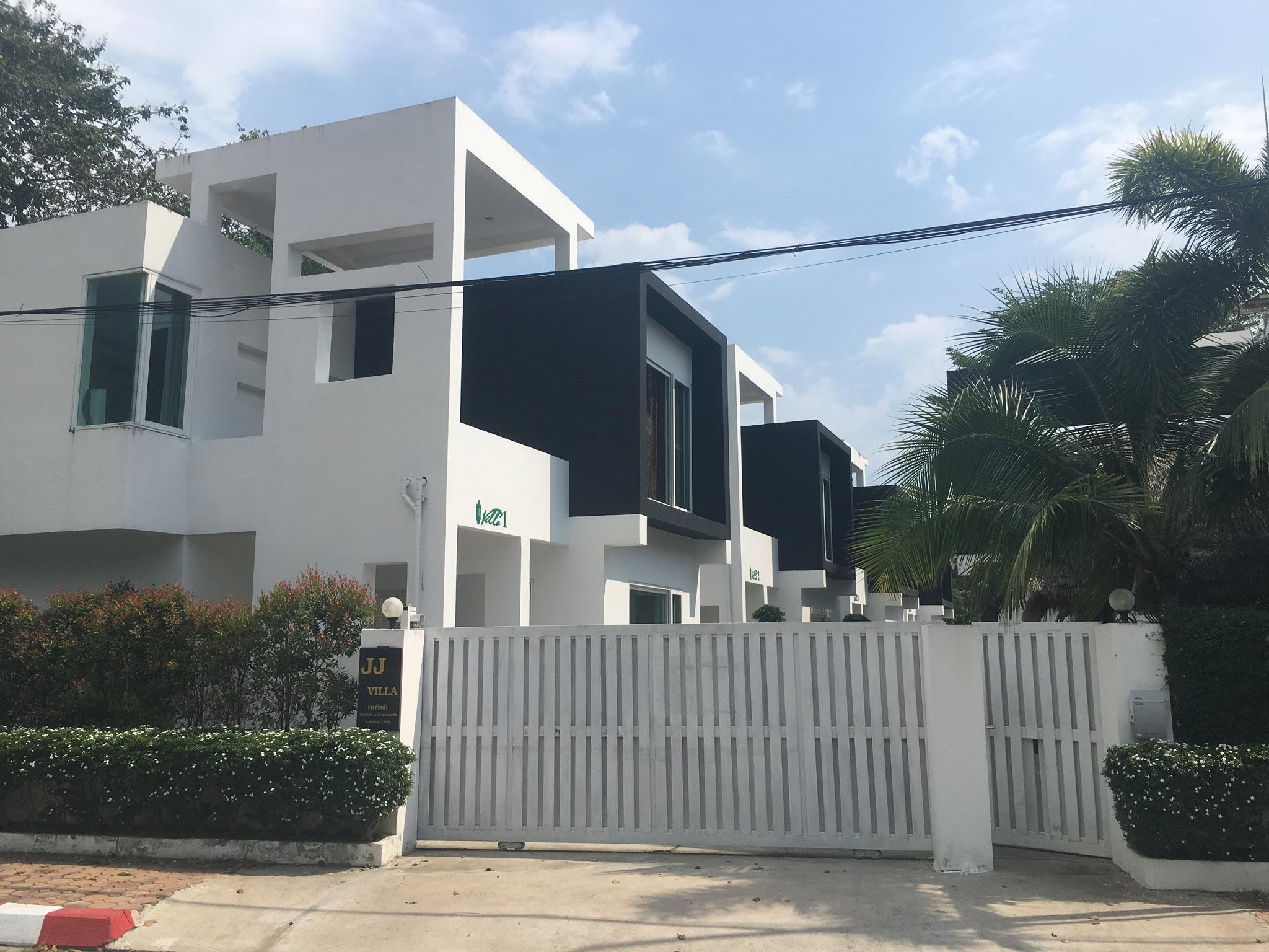JJ villa resort วิลลา 2 ห้องนอน 2 ห้องน้ำส่วนตัว ขนาด 120 ตร.ม. – เขาพระตำหนัก