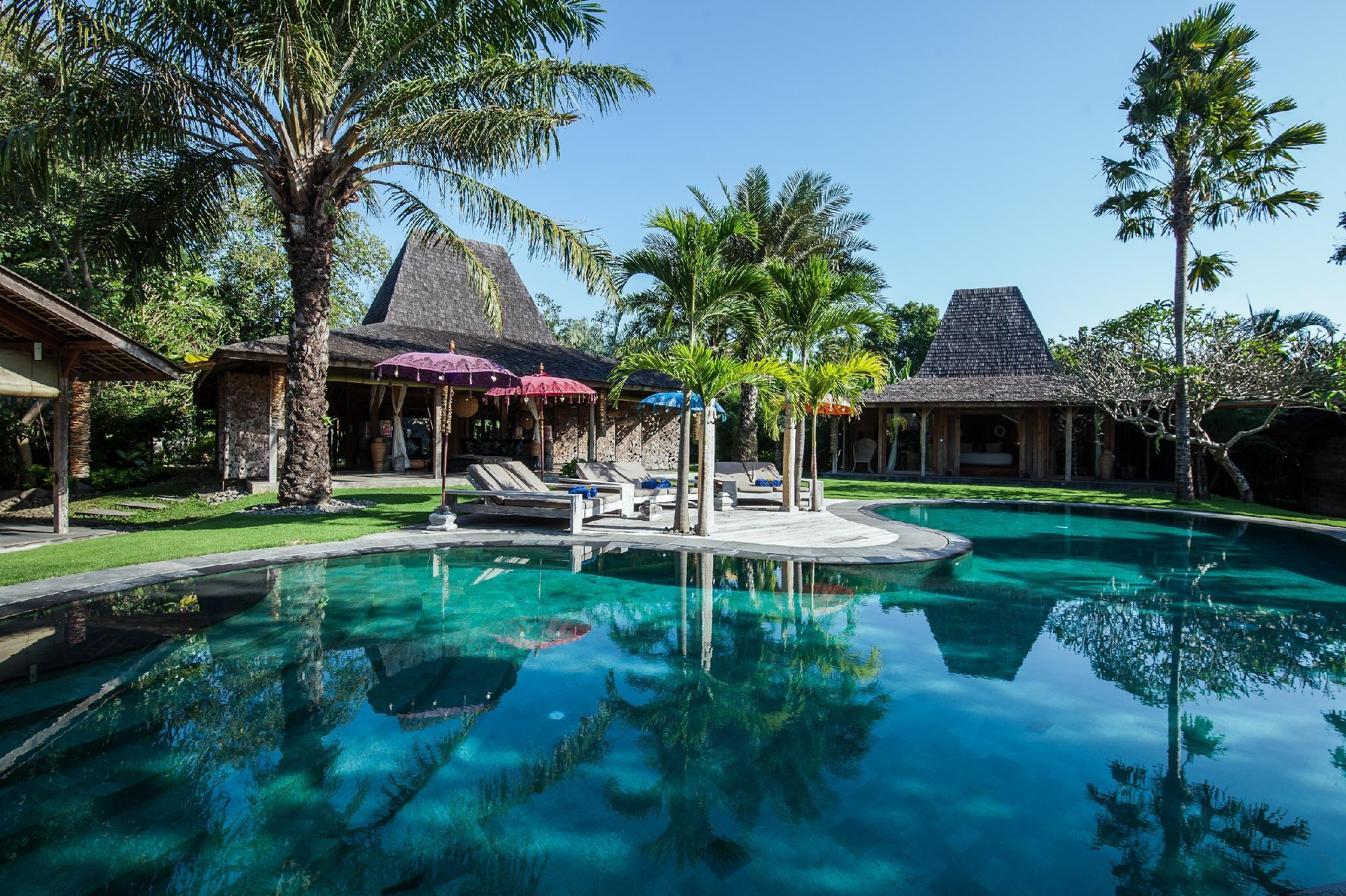 Charm Villa 4 Bedroom Kalua With Private Pool