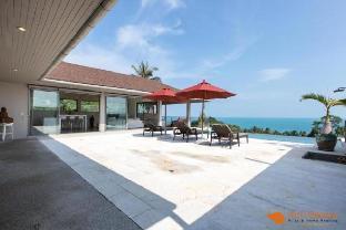 Villa Gati 3BR Private Pool & Sea View Lamai วิลลา 3 ห้องนอน 3 ห้องน้ำส่วนตัว ขนาด 130 ตร.ม. – หาดละไม