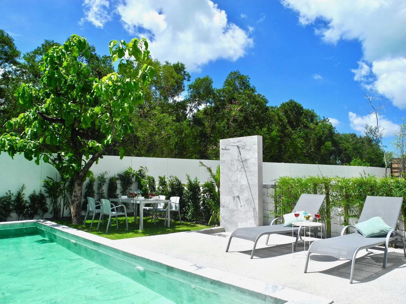 Superb Japanese loft 3 bedrooms Pool Villa