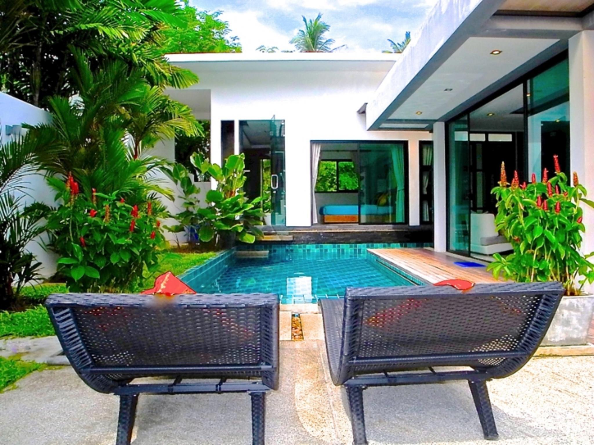 Beautiful 2 Bedrooms Pool Villa in Rawai