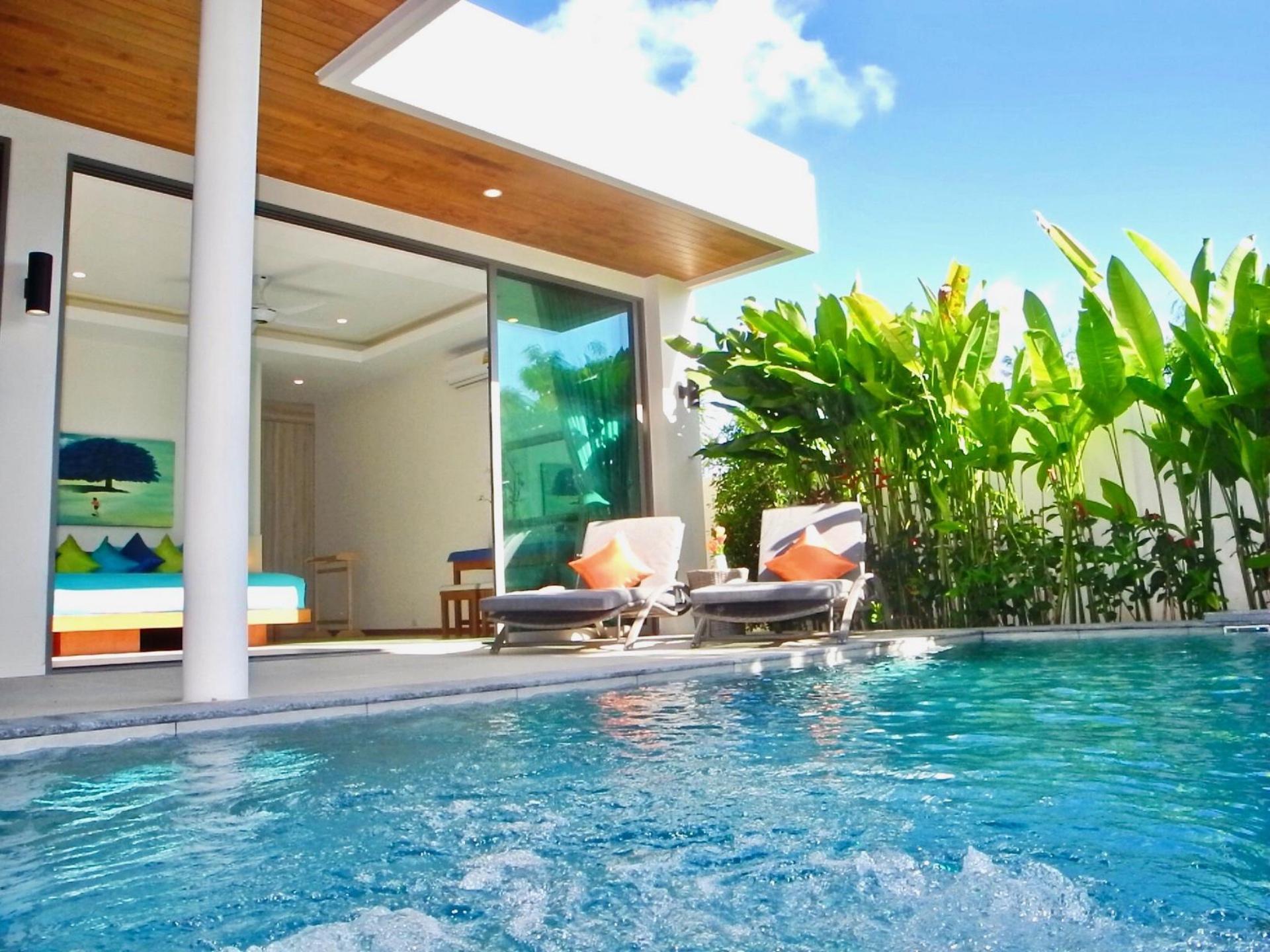 Amazing 4 bedrooms villa in Rawai